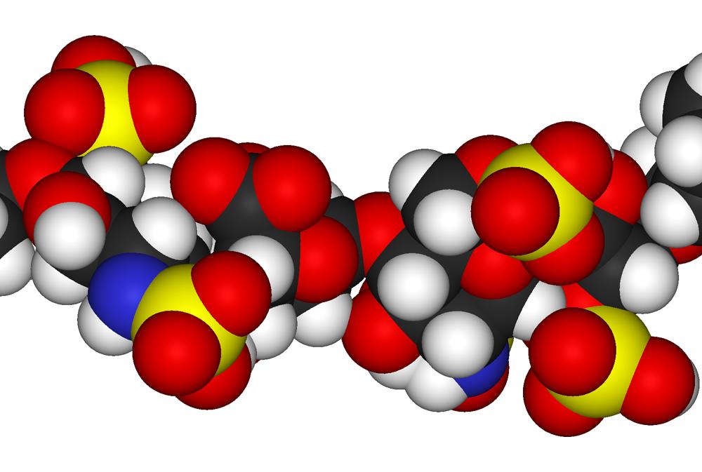 Glicosaminoglicani solforati, includenti l'eparina...