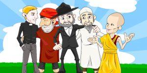 Tavolo interreligioso con Comunita' islamiche