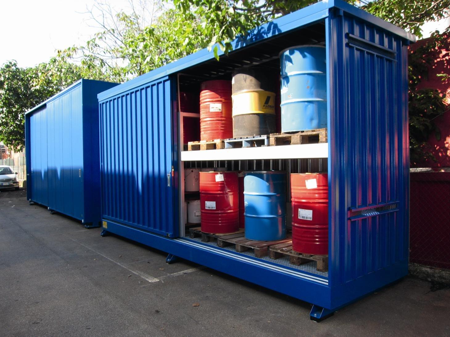 Metodo per la decontaminazione dei substrati inquinati da sostanze organiche ed elementi pesanti