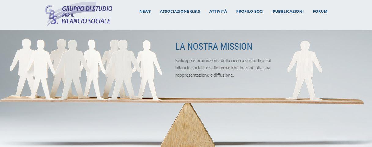 """Partecipazione al Gruppo di lavoro - Gruppo Bilancio Sociale """"Rendicontazione Sociale e Università"""""""