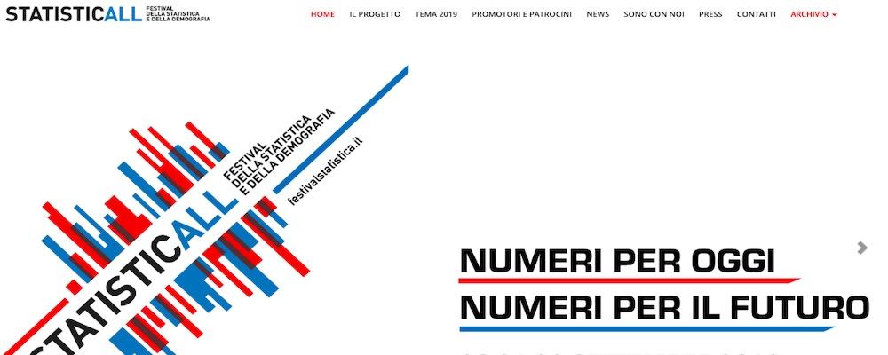 Progetto FSA (Festival StatisticAll - Festival della Statistica e della Demografia)