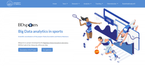 BDsports: Big Data analytics in sports