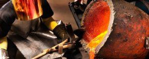 Sintesi dell'attivita' conto terzi del gruppo di Metallurgia anni 2015-2017