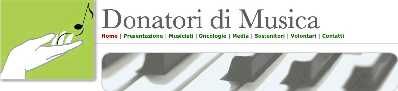 Donatori di Musica