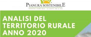 Pianura Sostenibile 2016-2018: laboratorio territoriale per un'economia circolare