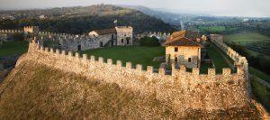 Contratto di consulenza Relazione sullo stato di conservazione del circuito murario della Rocca di Lonato del Garda (BS)