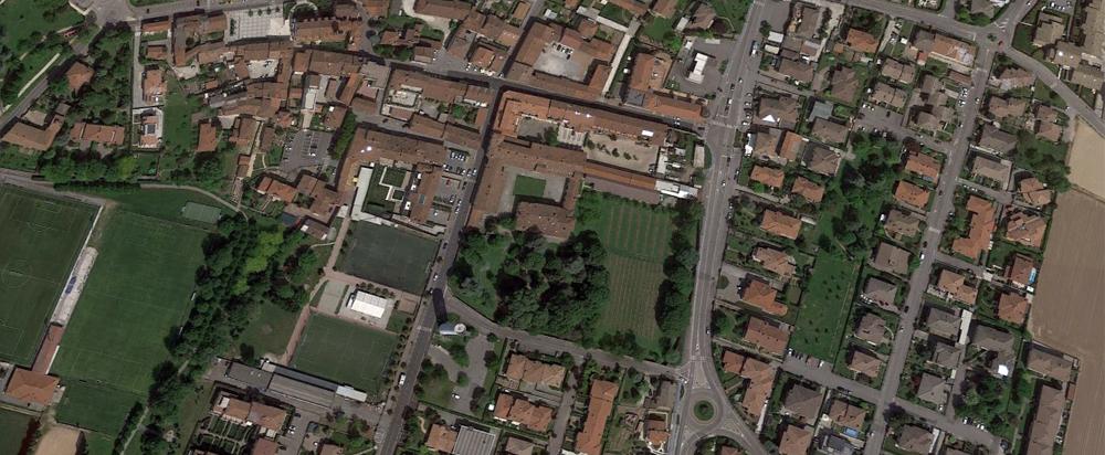 Contratto di ricerca - Studio di fattibilita' per un piano di manutenzione del parco di Villa Grasseni a Flero (BS)