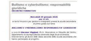 Bullismo e cyberbullismo: aspetti psicologici e giuridici
