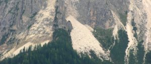 Comunicazione: Il fenomeno naturale della caduta massi