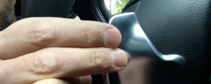 Brevetti Tactile gearshift (Gear shift device of a steering wheel group)