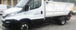 Studio di fattibilita' per veicolo raccolta rifiuti full electric