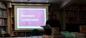 Conferenza Paesaggi di Confine e mostra BounDiaries