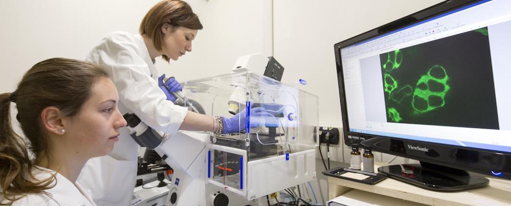 Laboratorio didattici Biotecnologie